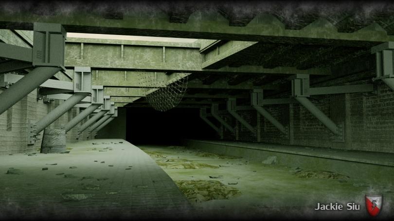 sewerage way